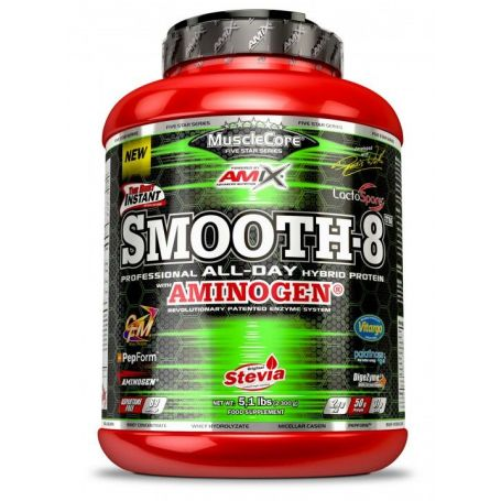 Smooth 8 Hybrid Protein 2300gr