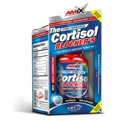 The cortisol Blocker's 60 caps