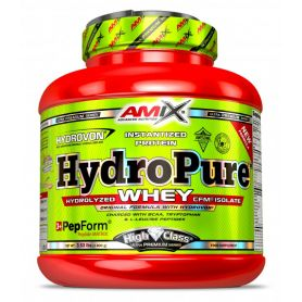 Proteina Hydropure Whey 1600gr