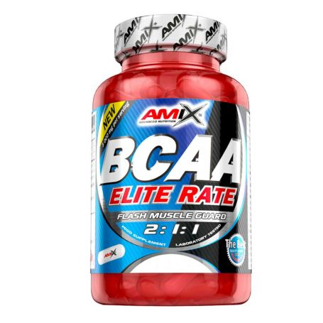 BCAA Elite Rate 500 caps