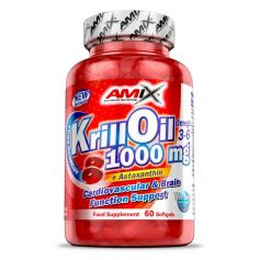 KRILL OIL 1000 MG 60 CAPS