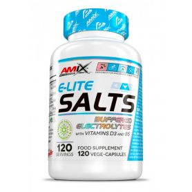 E-lite Salts 120 caps Amix Performance