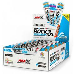 Rock's Energy Gel XXL con Cafeína 24 x 65 gr