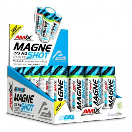 MagneShot Forte 375 mg 20 x 60 ml Amix Performance