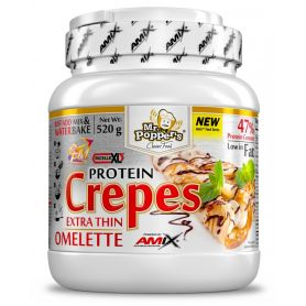 Protein Crepes 520gr Mr. Popper´s