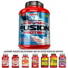 Whey Pure Fusion Protein 2,3kg + Regalo 30 caps