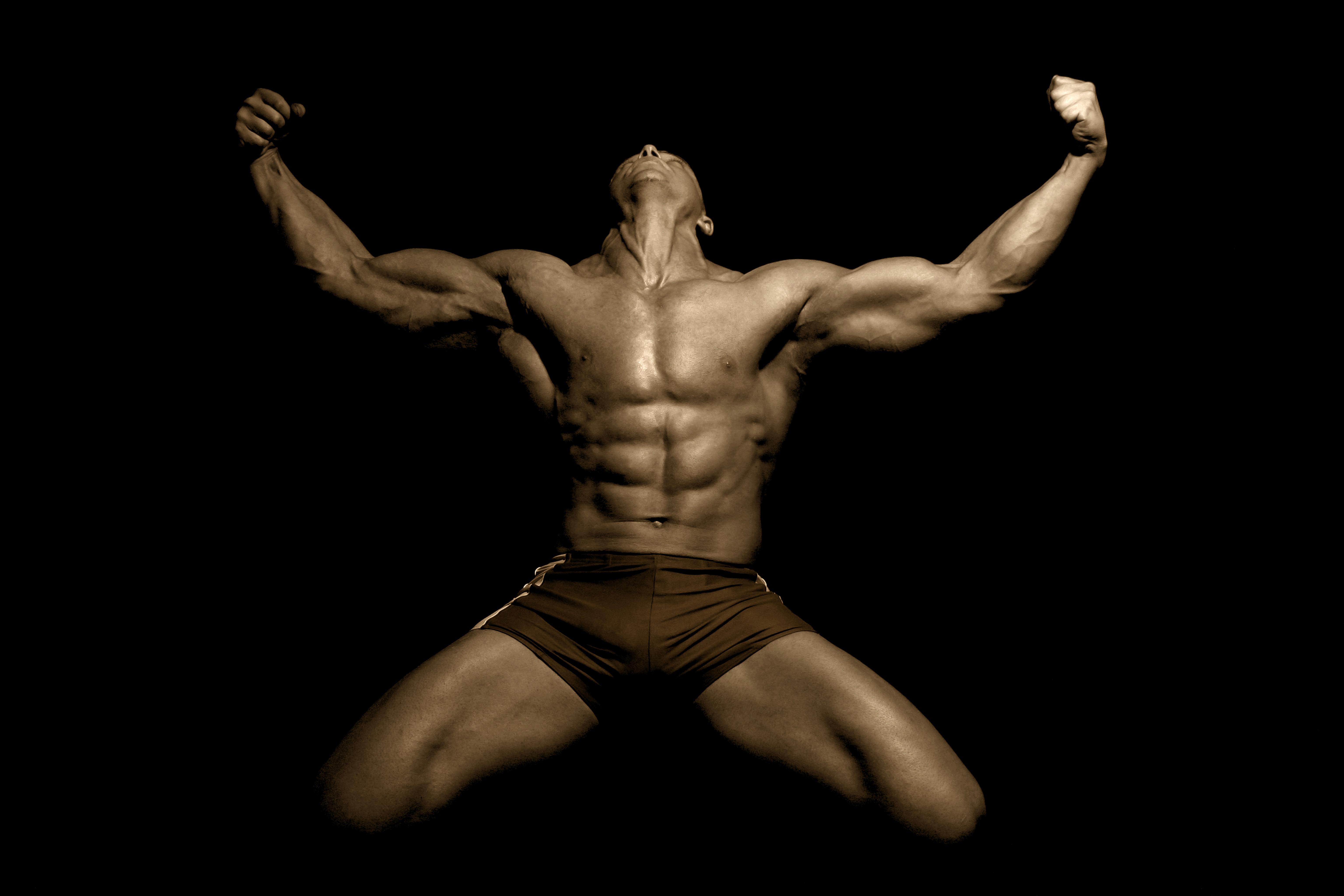 Entrenamientos para fortalecer los músculos del pecho