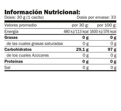 GlycodeX PURE Ciclodextrina Amix Pro 1kg